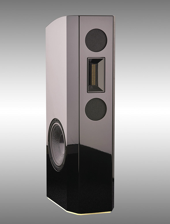 Aidoni - high end premium speaker