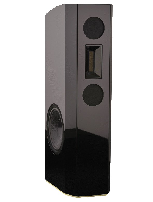 Aidoni high-end speaker with Bronze socket