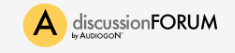 Logo - DiscussionForum