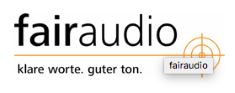 Logo - FairAudio